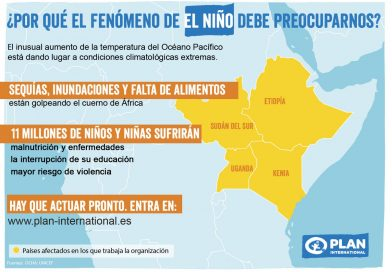 Fenómeno de «El Niño» y «La Niña»  parte 2