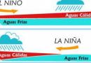 Fenómeno de «El Niño» y «La Niña»  parte 3